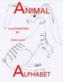 Animal Alphabet – Narrated Video Flashcards and Learn to S