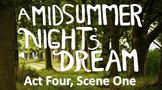 Line by Line: Shakespeare's A Midsummer Night's Dream (4.1)