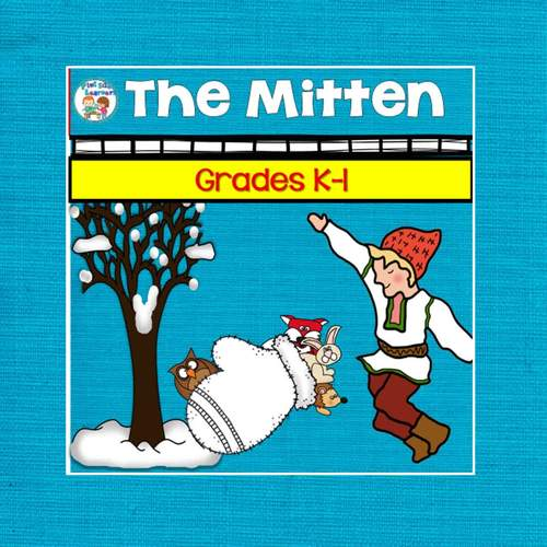 Book Companion The Mitten K-1