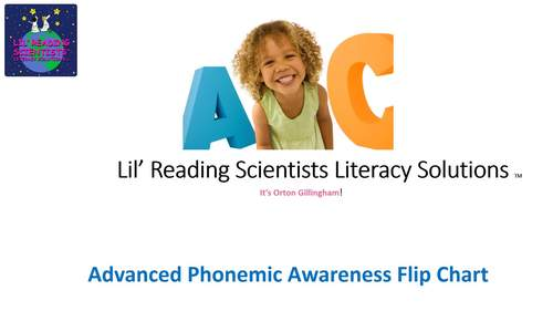 Phonemic Awareness - Counting Phonemes Kit (Advanced) (OG)