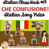 Italian Transition Video Tidy Room for CI TCI TPRS 90% Tar