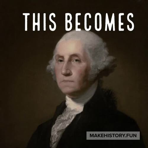 Founding Father President Gifs