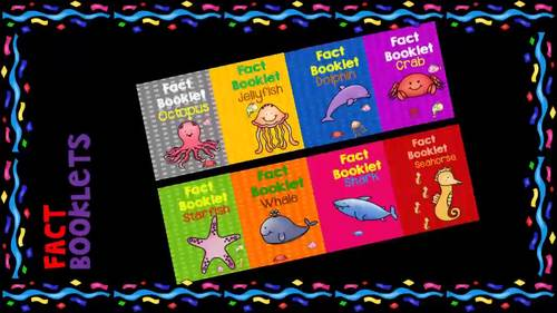 Fact Booklet -  Dinosaurs