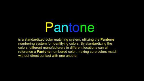 Applying Pantones to Artwork using Adobe Illustrator