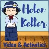 Helen Keller MINI Video + Activities Kit!