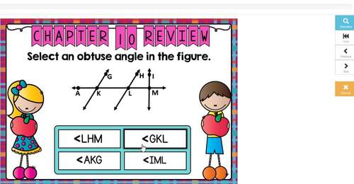 Go Math Chapter 10 Review: Two-Dimensional Figures