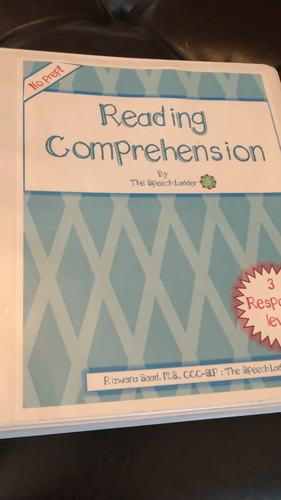 Reading Comprehension (Full Version)