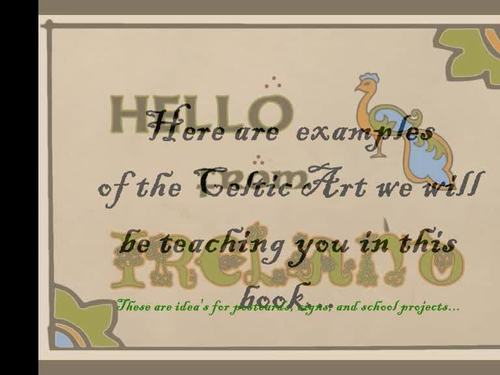 Teaching Celtic Art Activities