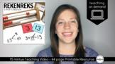 Rekenreks: Composing & Decomposing Sums within 5, 10, 20