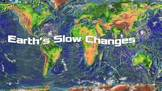 Earth slow changes -  exciting 3D Animation video