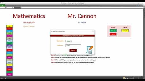 Mathematics Correction Wizard  v1.0.0.1 - Pernament License