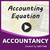 Accounts  Accounting Equation
