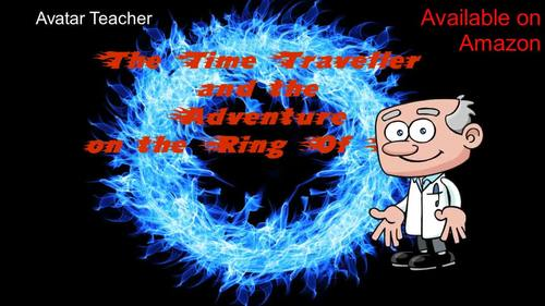 Reading Skills with The Time Traveller and the Adventure on the Ring of Fire C4