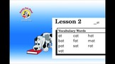 "Ready, Set, Read: DVD Lesson 2   Short A    ""at"""