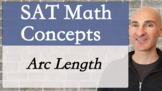 SAT Math Concepts - Arc Length