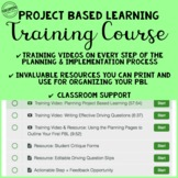 Implement Project Based Learning from Start to Finish ONLI