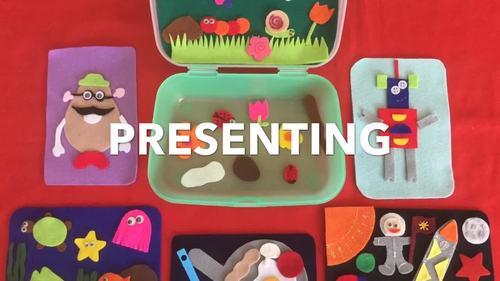 14 Fun Felt Busy Box Ideas