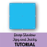 Tips for Creating Drop Shadows