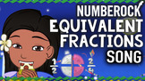 Equivalent Fractions Song ♫♪ Part of Math Activity and Gam