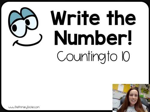 7 Minute Whiteboard Videos - Counting