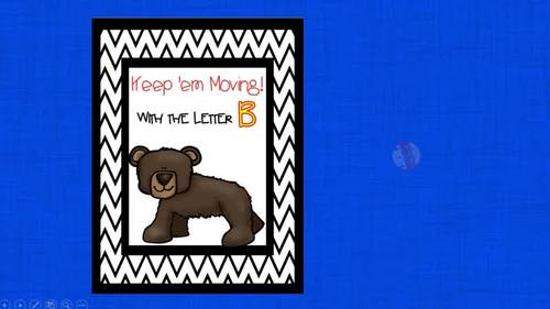 Alphabet Activities Letter of the Week V