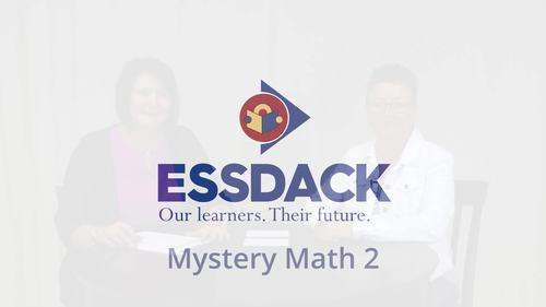 Sample Mystery Math 2