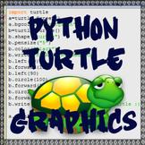 Python Code: Turtle Graphics