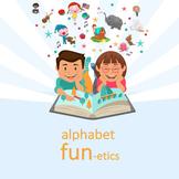 """""""alphabet fun-etics"""" Demo Video & Tutorial"""