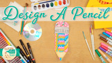 First Day of School Activities: Pencil Art Project, Roll-A