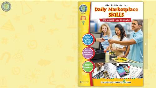 Daily Marketplace Skills Gr. 6-12