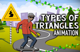 Classifying Types of Triangles Song ★ 2d Shapes Geometry Video