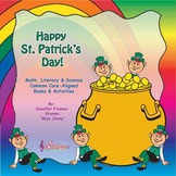 St. Patrick's Day Math, Literacy, & STEM Video & Activities