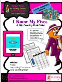 Multiplication Nation Skip Counting Video Fives Times Tables