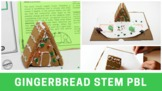 Gingerbread House STEM Paper Circuit Video (Free Circuit D