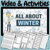 WINTER All About the Winter Season Video & Activities