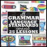 Grammar Interactive Notebook Preview