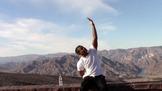Yoga Brain Break at Colorado River Scenic Overlook