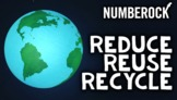 FREEBIE: Reduce, Reuse, Recycle (The 3 R's) Recycling Work