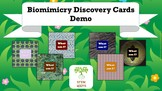NGSS Life Science: Biomimicry Discovery Cards Demo  NGSS 1-LS1-1