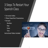Instructional Video to Reset Your Spanish Class
