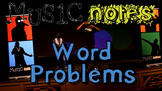 Word Problems Song