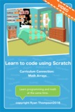 Math Arrays in Scratch