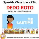 Spanish Song and Video for Reviewing Accidents