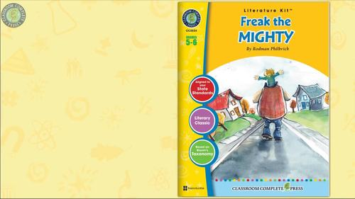 Freak the Mighty - Literature Kit Gr. 5-6