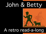 Retro Read-A-Long with John & Betty
