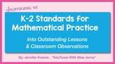 Incorporating Standards for Mathematical Practice Into Les