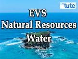 Environmental Science | Water as a Natural Resource | Comp