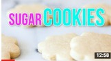 Homemade Cut-Out Sugar Cookie How-To Video