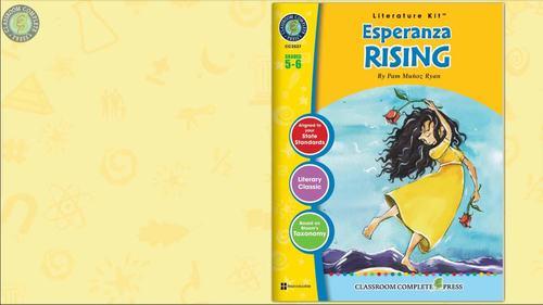 Esperanza Rising Gr. 5-6