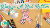 Red Ribbon Week Art Project, Roll-A-Dice Game, & Art Sub P
